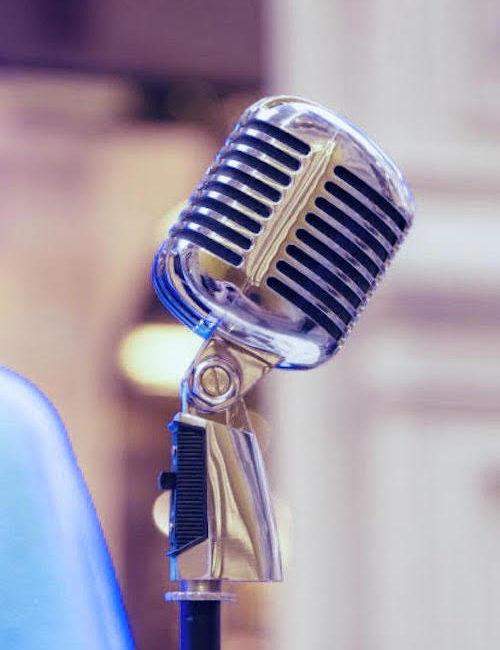 Male vocal